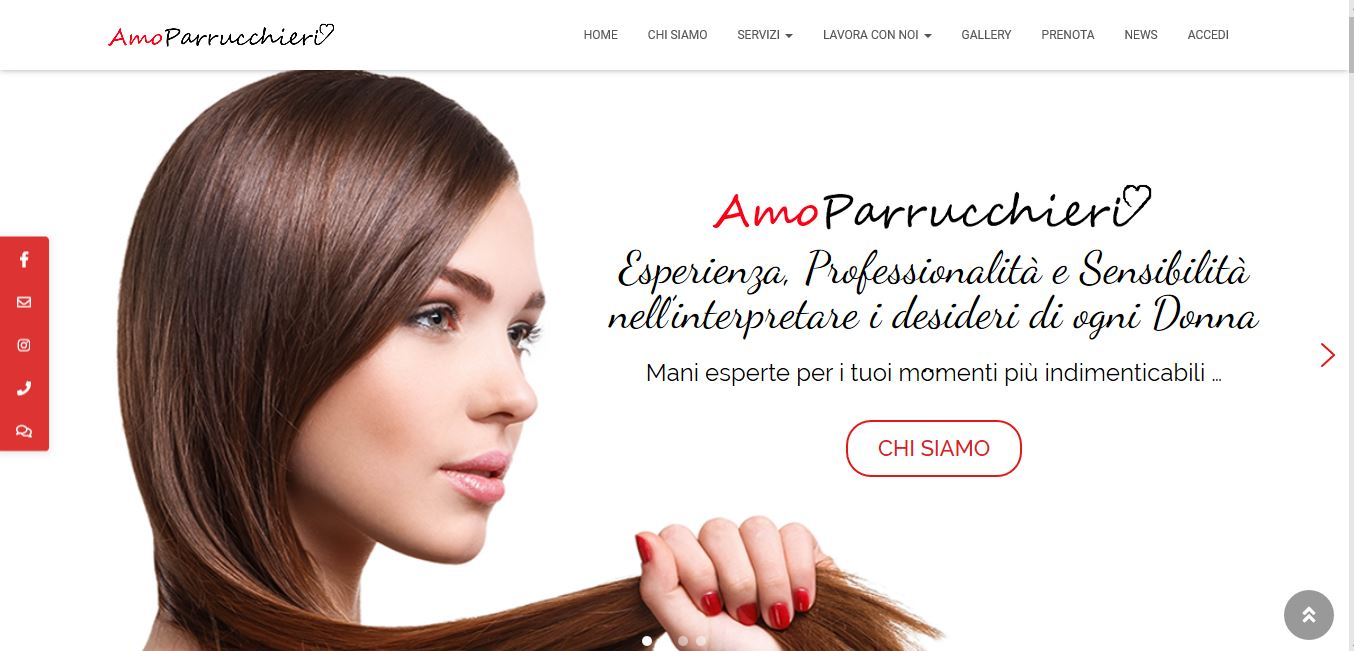 PARRUCCHIERE DONNA SPINACETO ROMA