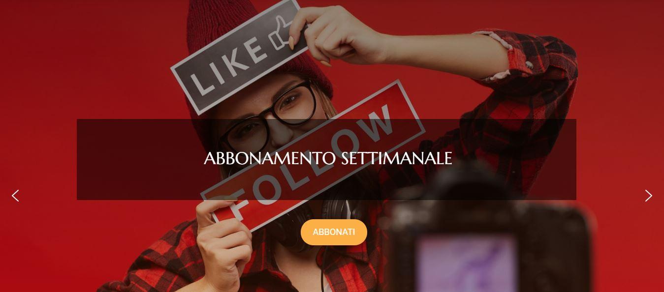 CREAZIONE SITI E-COMMERCE A ROMA