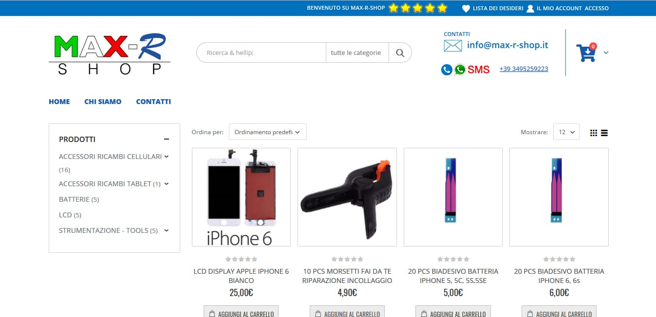 Read more about the article E-COMMERCE TELEFONIA