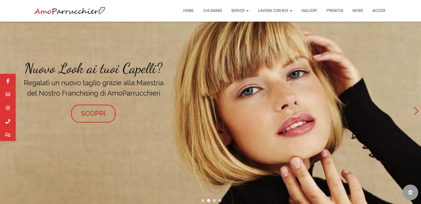 AGENZIA WEB A ROMA PER SVILUPPO SITI INTERNET PARRUCCHIERI A ROMA
