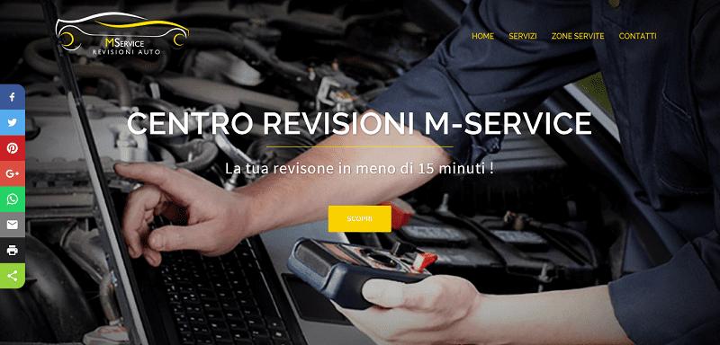 WEB AGENCY ROMA PER CENTRI REVISIONI