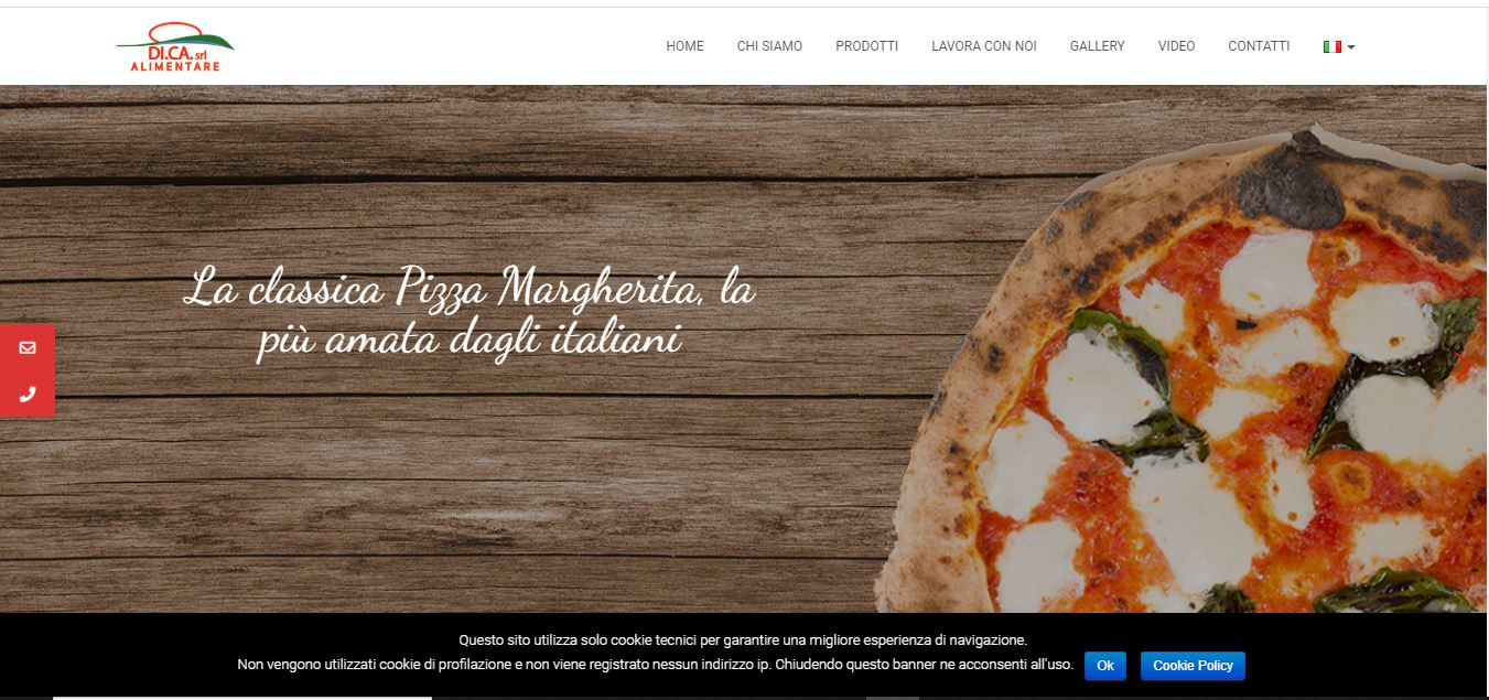 Read more about the article INDUSTRIA INGROSSO PIZZE ROMA