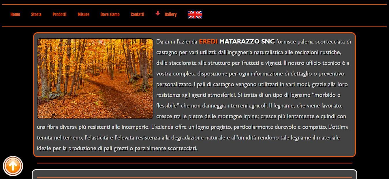 AGENZIA WEB PER INDUSTRIA LEGNO