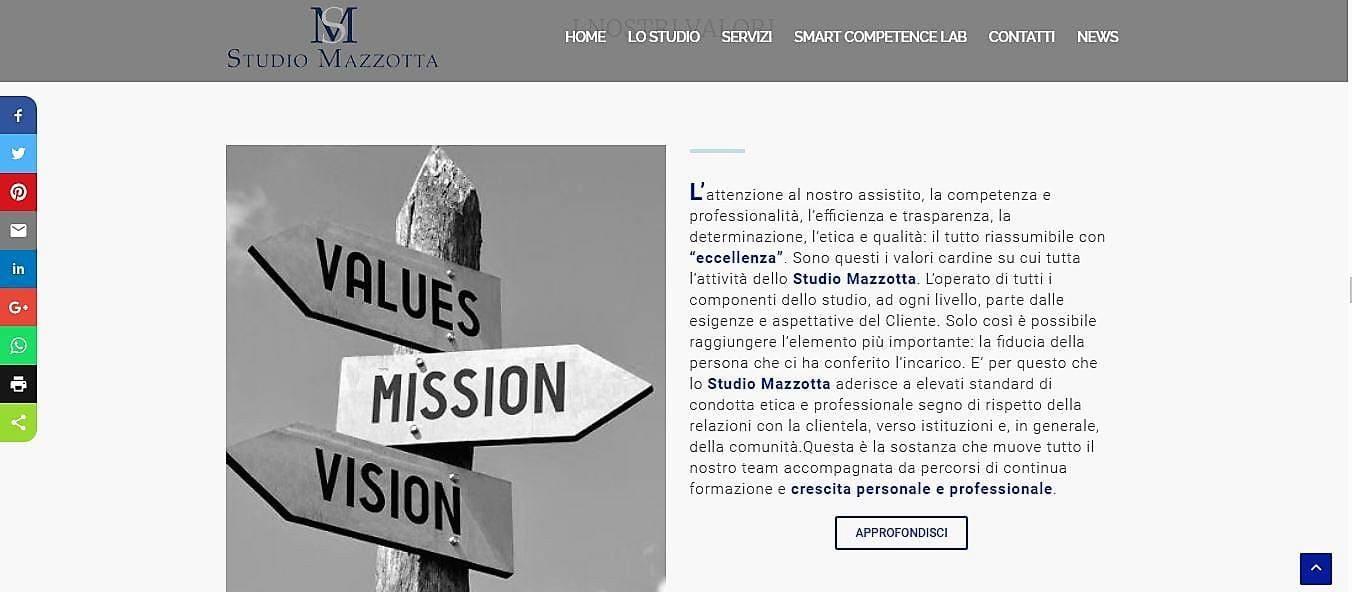 REALIZZAZIONE SITI WEB ROMA PER CONSULENTI FINANZIARI
