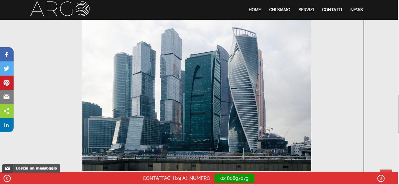 CREAZIONE SITI WEB PER AGENZIE INVESTIGATIVE MILANO