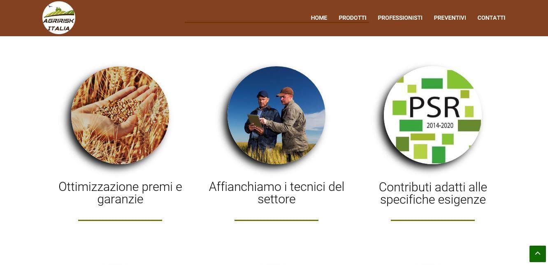 WEB AGENCY ROMA PER AZIENDE AGRICOLE