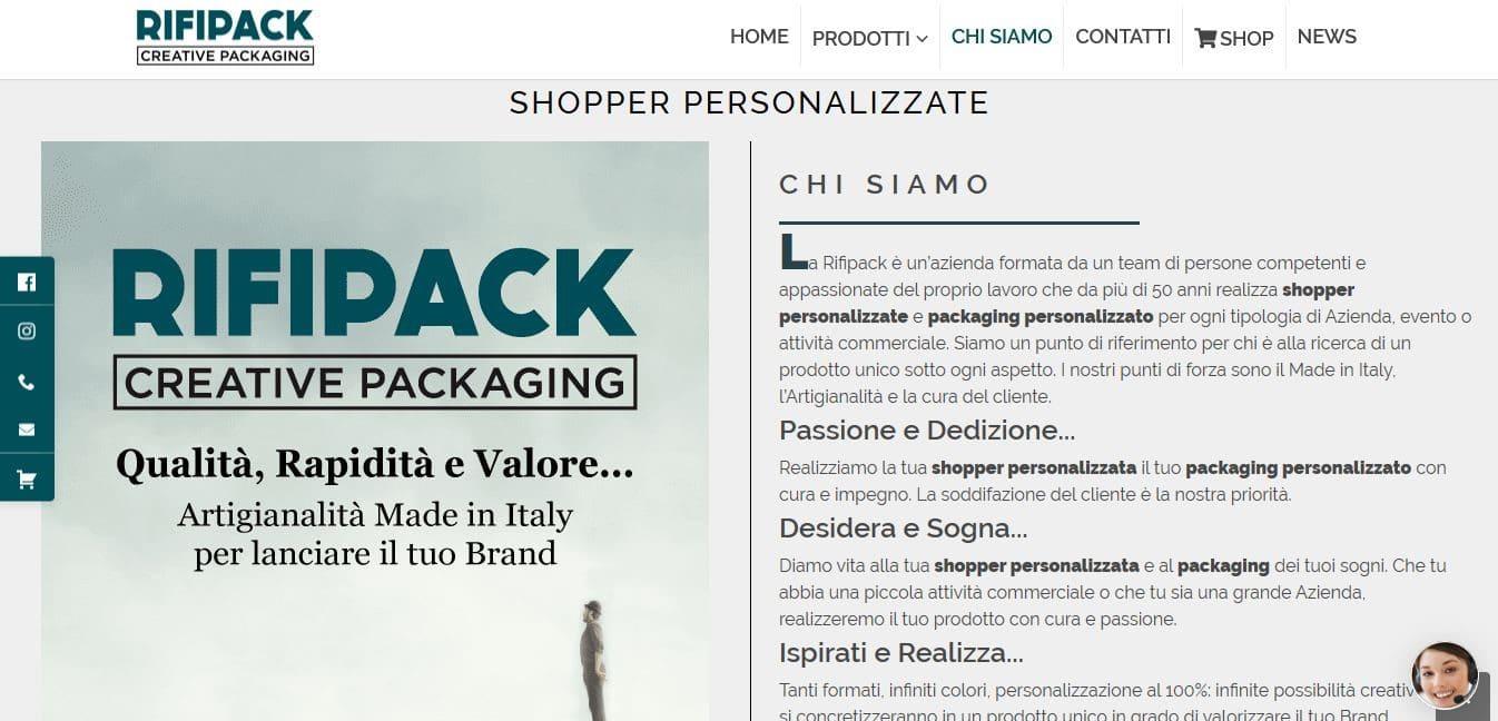 Web agency Roma per Realizzazione siti Internet E-commerce