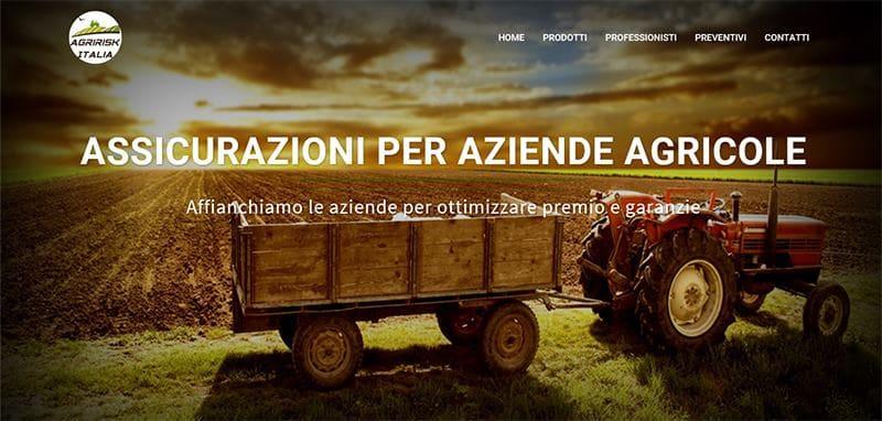 CREAZIONE SITI WEB ROMA PER AGRITURISMI