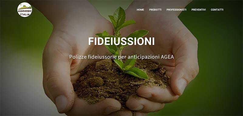 REALIZZAZIONE SITI WEB ROMA PER AZIENDE AGRICOLE