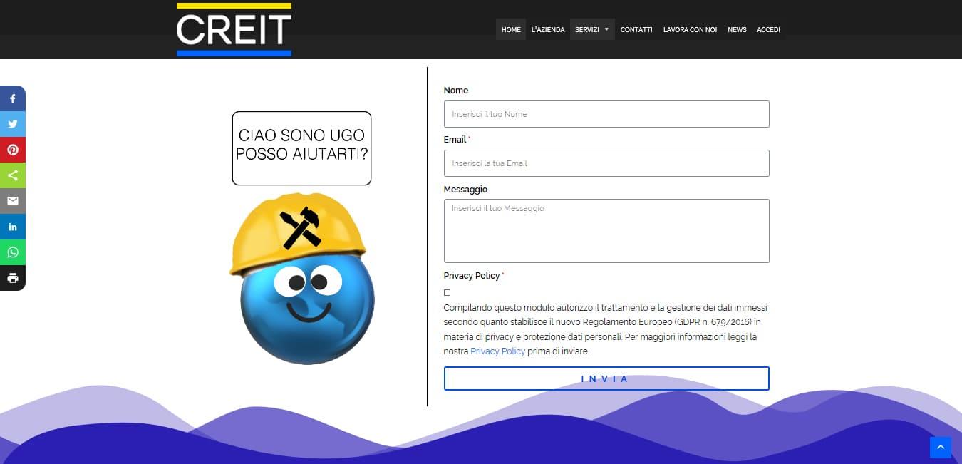 Creazione Siti Web Roma per Amministratori di Condominio