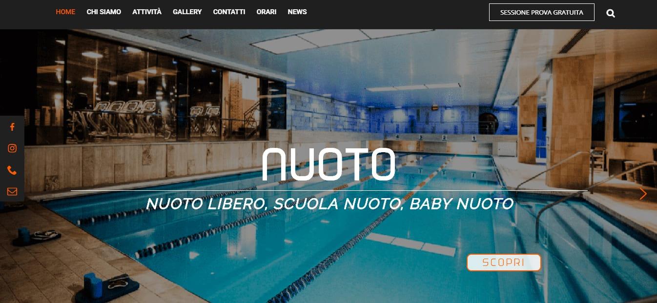 Agenzia Web a Roma per Palestra a Roma