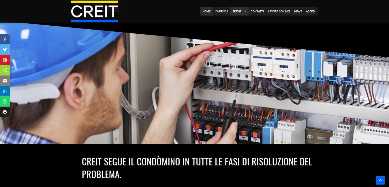Realizzazione Siti Web Roma per Amministratori di Condominio