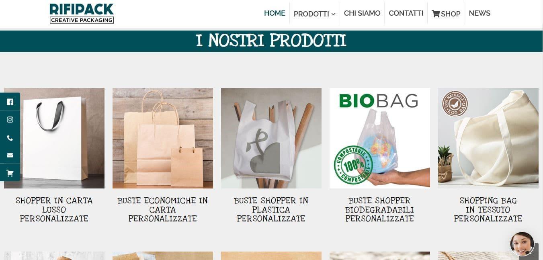 Web agency Roma per Creazione siti Internet E-commerce