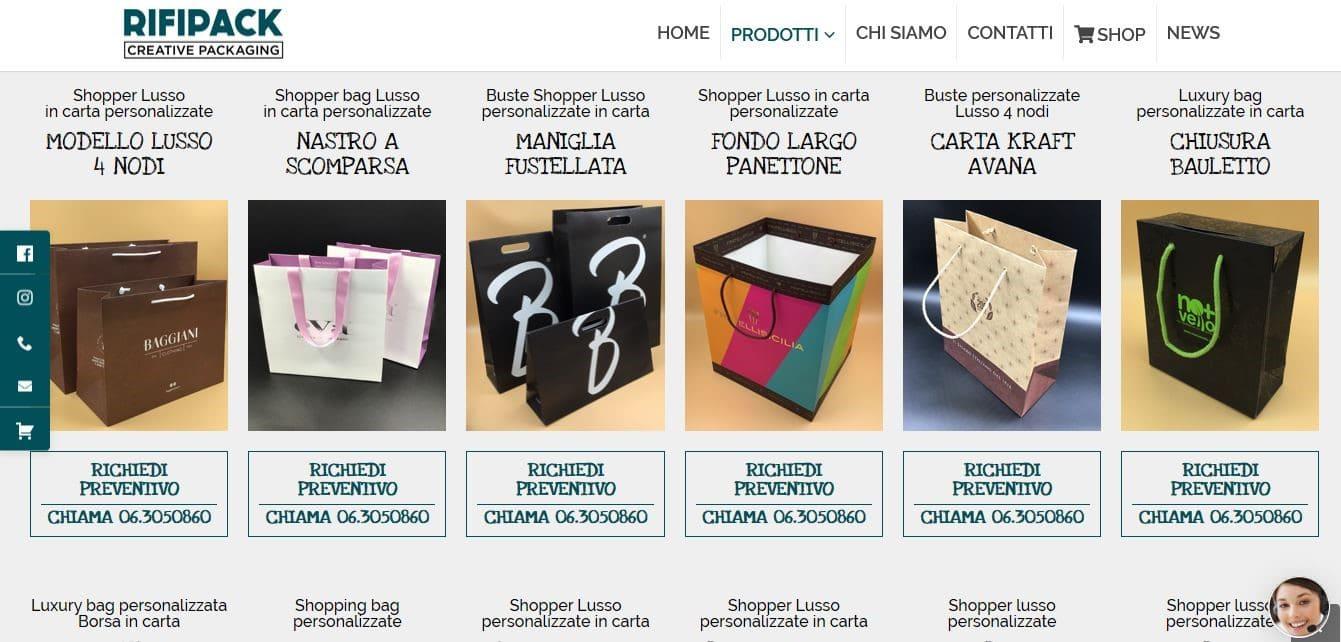 Web agency Roma per Creazione siti web E-commerce