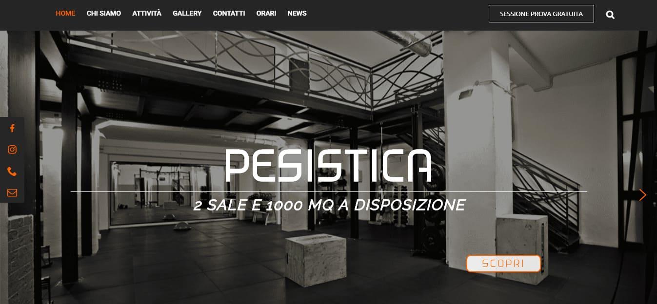 Agenzia Web a Roma per Centri Fitness