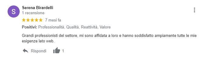 Realizzazione Siti Web Roma Recensione Sito Psicologa