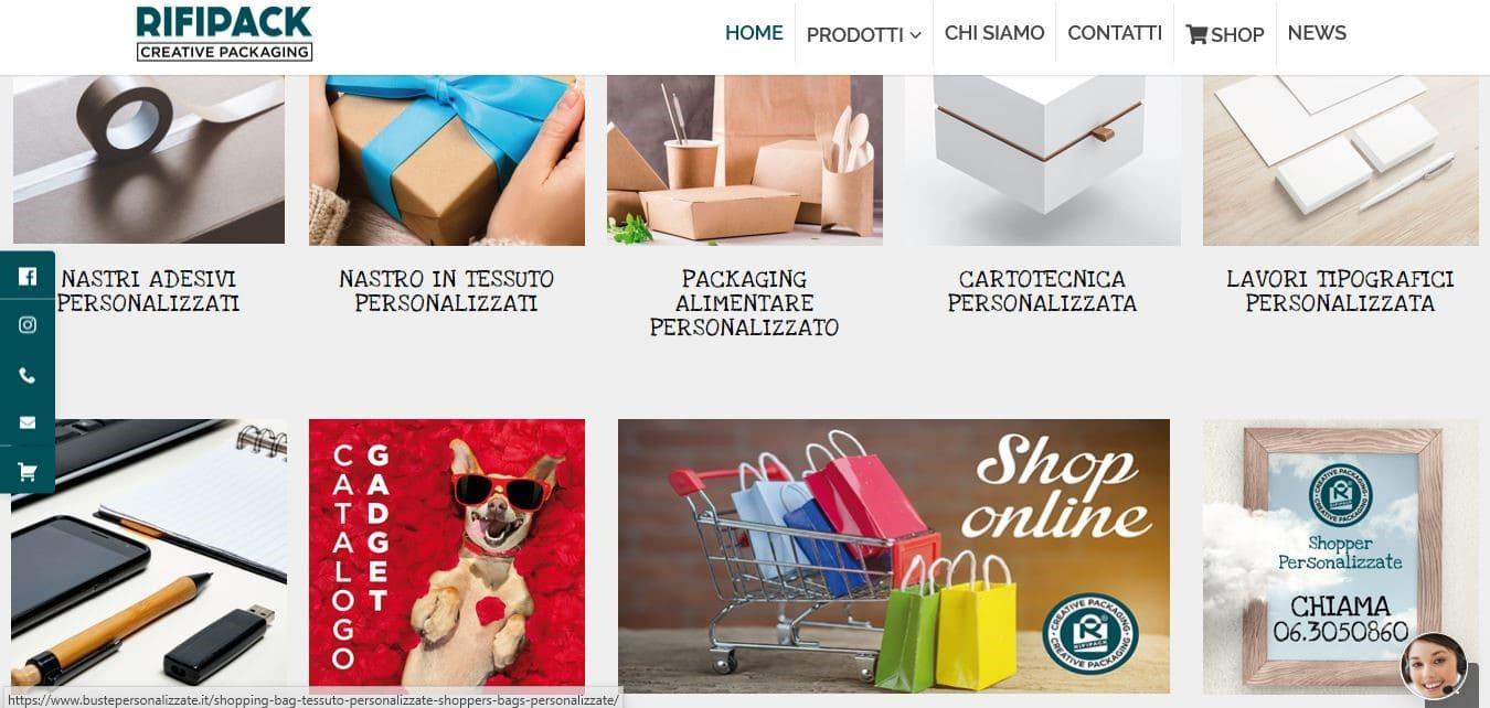Web agency Roma per Sviluppo E-commerce