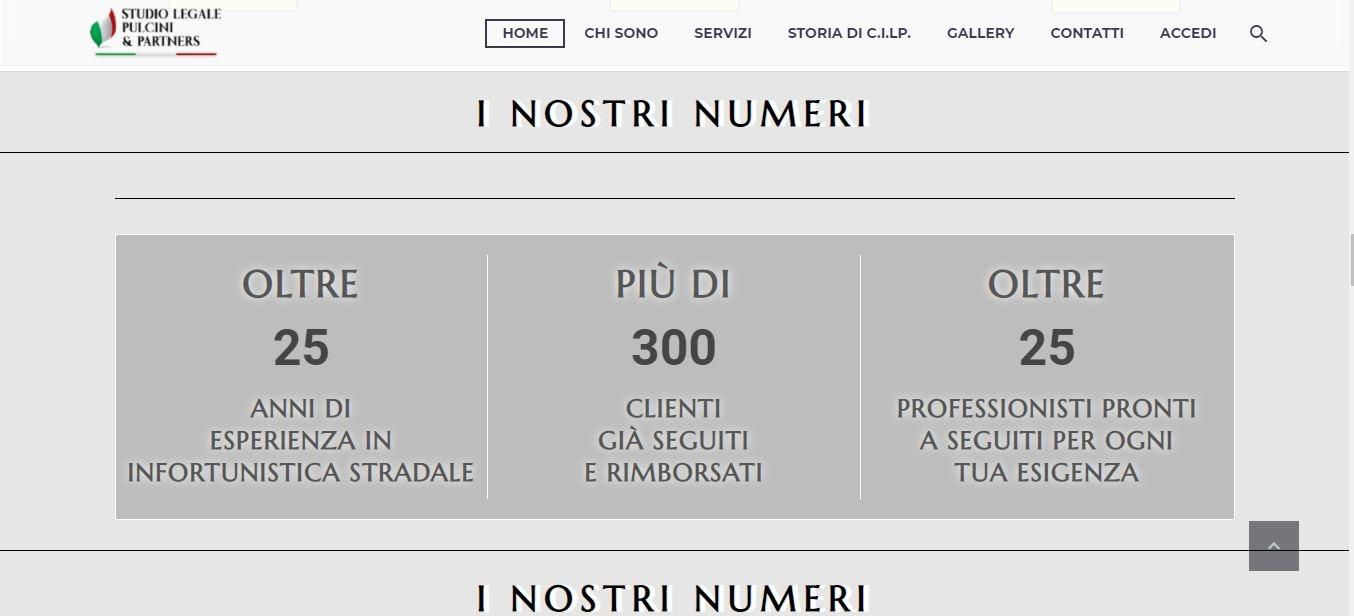 WEB AGENCY A ROMA PER AVVOCATI ROMA