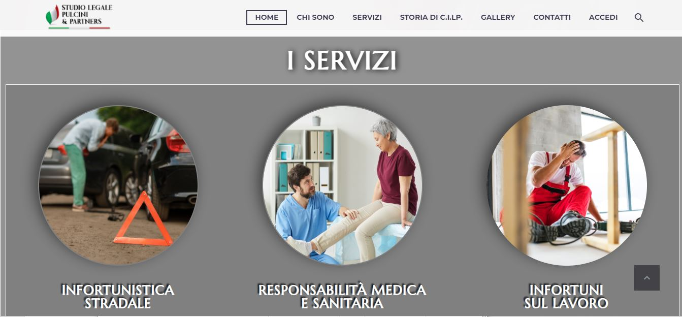 WEB AGENCY ROMA PER STUDI LEGALI