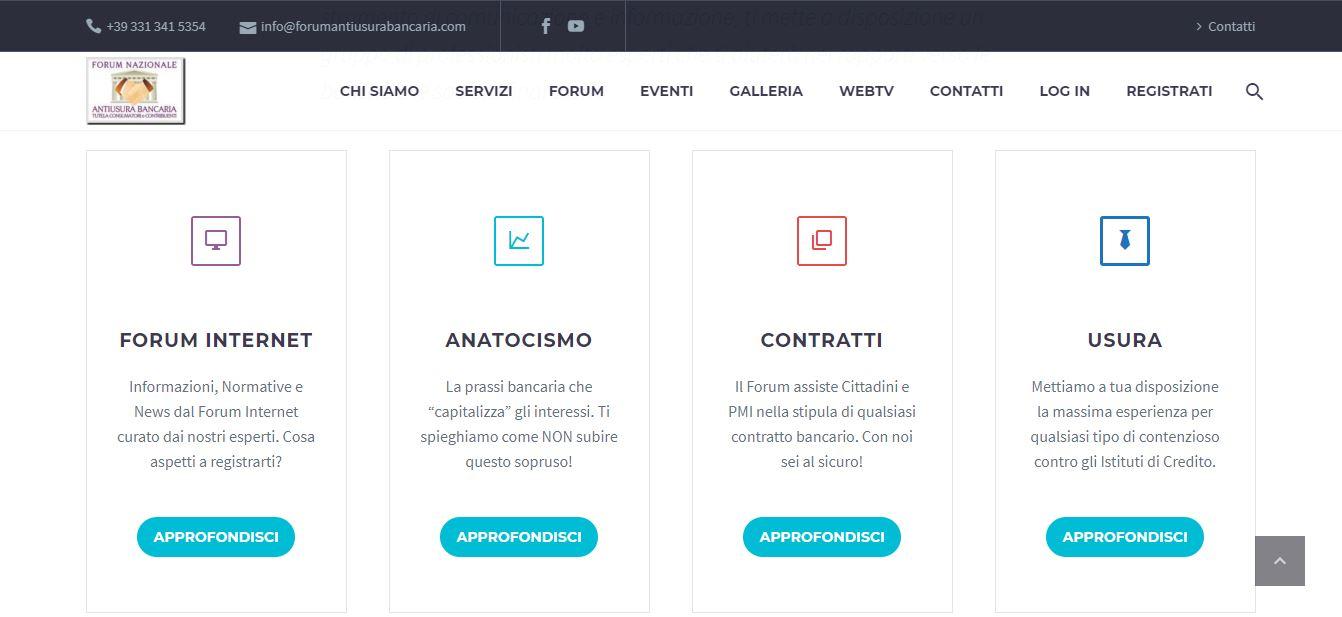 REALIZZAZIONE SITI INTERNET A ROMA PER AVVOCATI ROMA