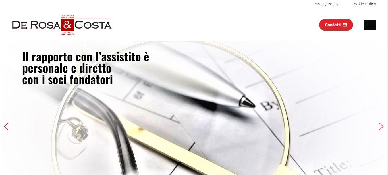 STUDIO LEGALE ROMA MILANO