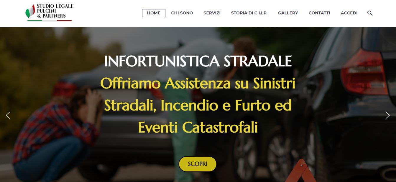 REALIZZAZIONE SITI INTERNET ROMA PER STUDI LEGALI